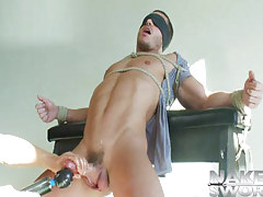 Marc Dylan The Bodybuilder - Kink Men