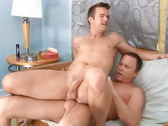 Real life BFs Connor & Jason show their lovemaking on-screen