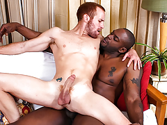 Large brown cock purchases shoved hidden compact white redheaded guy