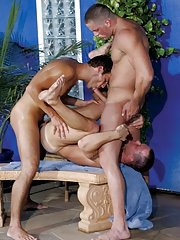 Drew Sumrok::Jason Ridge::Erik Rhodes::Mark Dalton in Homosexual XXX Pictures