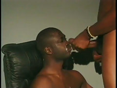 Ebony dudes hook up and fade away hardcore in 4 episode