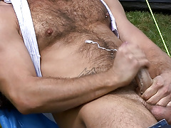 Load Subsequently Load Of Wet Goo! - Cum Parade Part 14