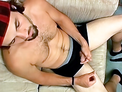 Squirting A Load With Bam - Bam