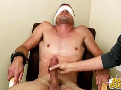 Brett in Bondage
