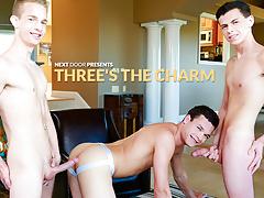 Three's The Allure