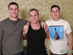 James, Niko and Tito