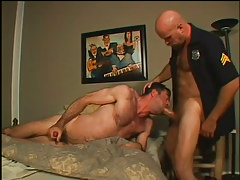 This boy gets gay guy fucking action in the big residence in 3 clip