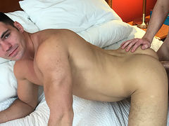 Brogan Reed & Landon Wright BAREBACK in Springfield