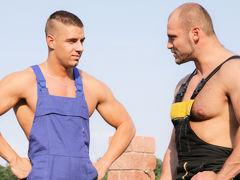 Guys In Uniform #04, Scene #01