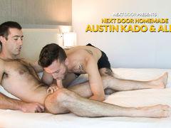 Next Door Homemade: Austin Kado & Alex