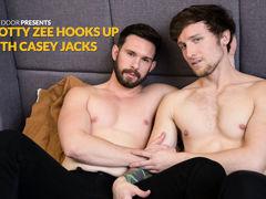 Scotty Zee Hooks Up With Casey Jacks