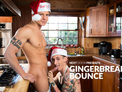 Gingerbread Bounce