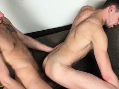 Michael Brinks & Jake Matthews BAREBACK in Dayton