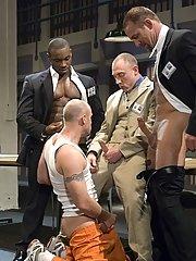 Duke Michaels::Marc Williams::Marco Paris::Parker Williams::Shane Rollins