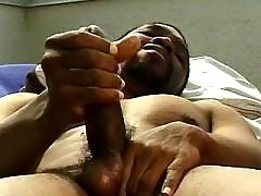 Black gay guy killing superior anal reaming
