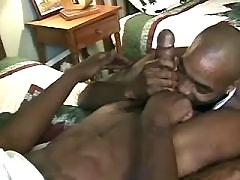 Wild ebony gay benefits from compressed heavily