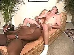 Black wang penetrates tight booty