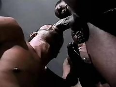 Tight black waste gets plugged rough