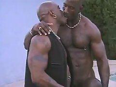 Nasty swarthy gays backdoor sex heavily