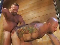 Old hairy gay digs tight dudes asshole